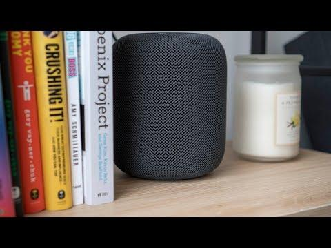 photo image HomePod Hands-On: Unboxing and Overview
