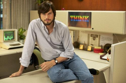 photo image Steve Jobs biopic hits theaters in April. Will you see it?