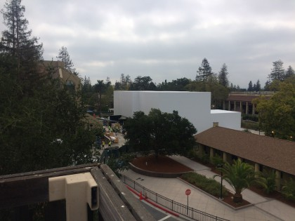 Apple's mysterious 2-story…