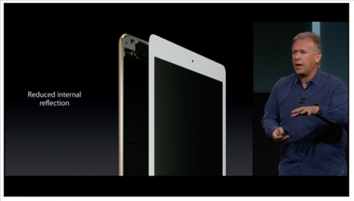 Apple announces 6.1mm-thin iPad Air 2 with Touch ID, anti-reflective coating, new gold color option