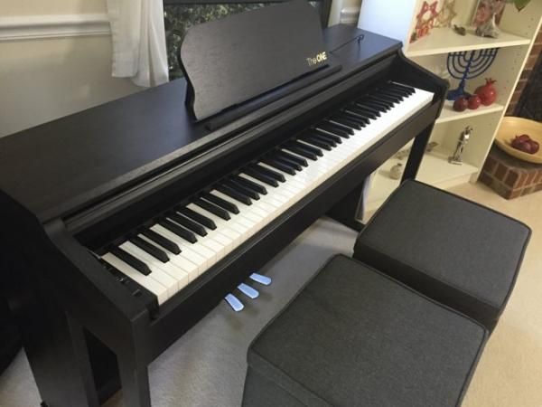 First Look: The ONE Smart Piano