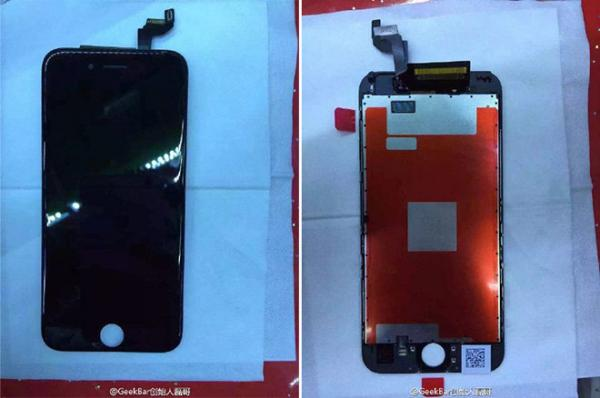 Fully assembled 'iPhone 6s' display purportedly shown off in new photos