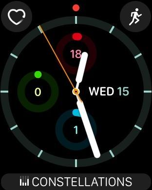 photo image Inside watchOS 3: Apple Watch gets improved glance-ability with new complications, watch faces