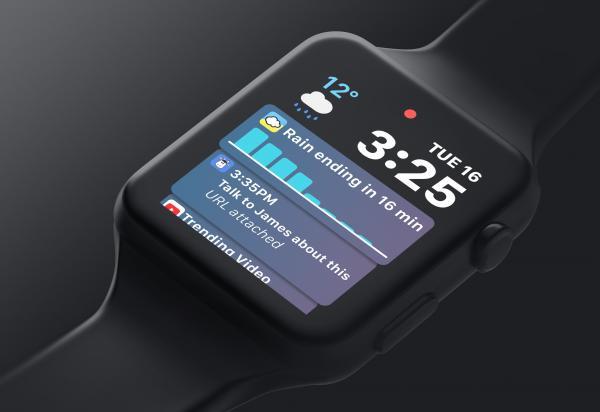 Evolving the Apple Watch in watchOS 5