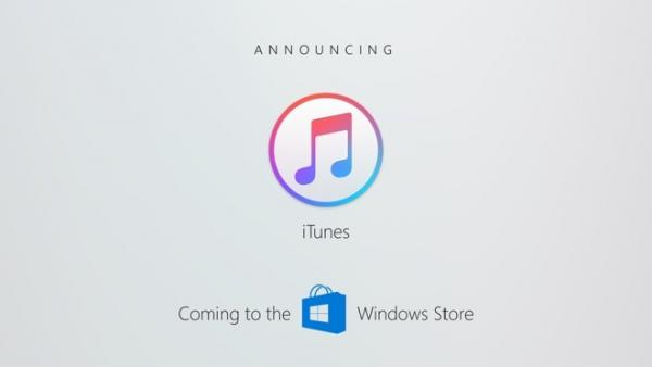 photo image Apple release of iTunes on Windows Store foreshadows 'tipping point,' Microsoft exec says