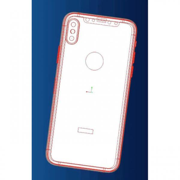 Latest images of Apple's 'iPhone 8' show vertical rear camera, no visible fingerprint sensors