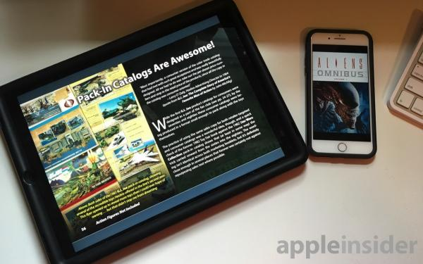 photo image How to: turn your iPhone or iPad into the ultimate book reading tool