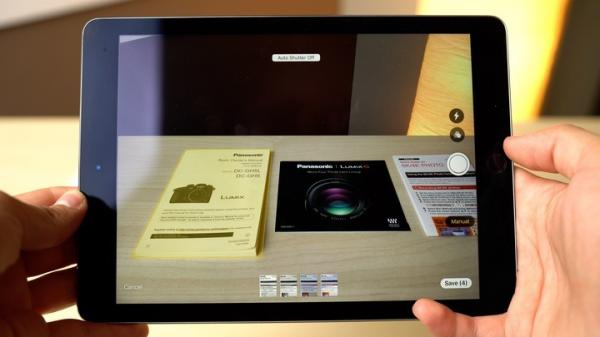 Watch: Hands-on with iOS 11's new Document Scanner
