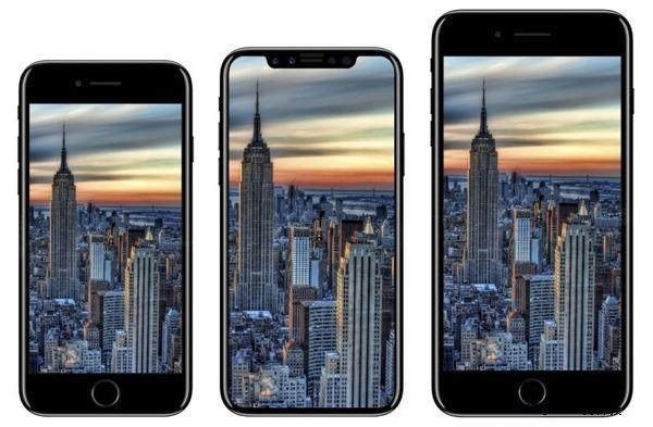 photo image This week on AI: Apple's 'iPhone 8' September-bound, record share prices & more