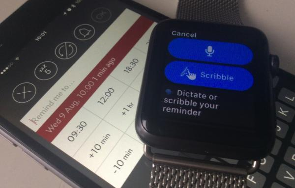 Hands on: Due 2.5 for iPhone bolsters Apple Watch reminders and fixes more sync issues