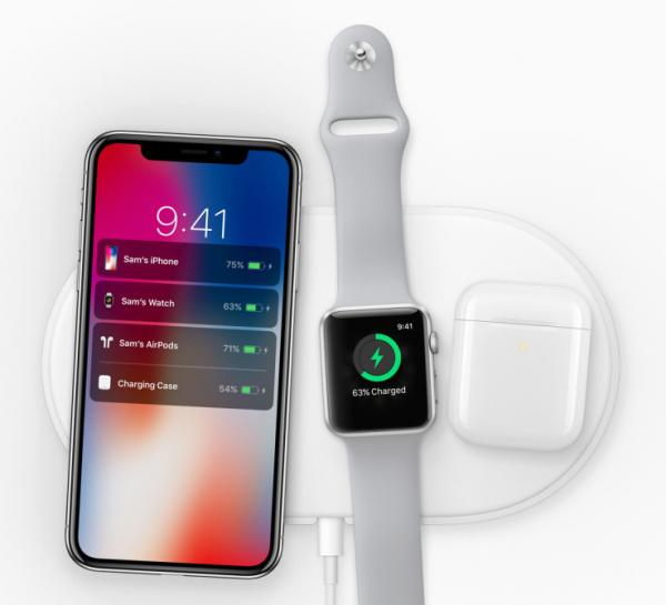 photo image Apple embraces Qi wireless charging standard for iPhone X & 8, earns praise from Wireless Power Consortium
