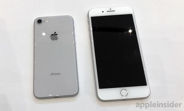 photo image First look: iPhone 8 series with A11 Bionic chip, wireless charging, more