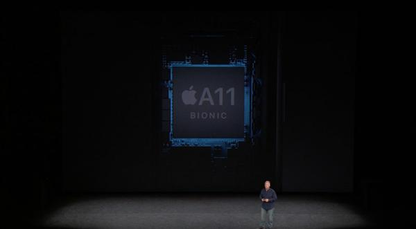 Inside iPhone 8: Apple's A11 Bionic introduces 5 new custom silicon engines