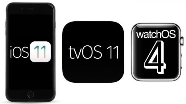 photo image Watch: Everything you need to know about iOS 11, watchOS 4 and tvOS 11