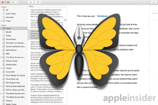 photo image Hands On: Ulysses 12.3 for Mac and iOS aims to be where you do all your writing