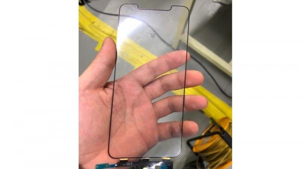 photo image Photos of purported 'iPhone X Plus' display assembly reveal LG manufacturing
