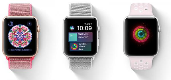 photo image Apple considering third-party Apple Watch face support, watchOS beta code reveals