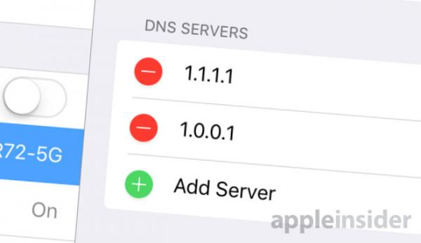How to change the DNS server used by your iPhone and iPad