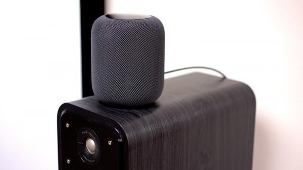 photo image Can Apple's HomePod take on a surround sound theater system?