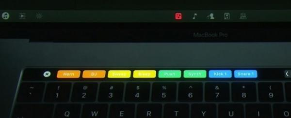 photo image The Touch Bar on the MacBook Pro is well implemented, but serves no useful purpose