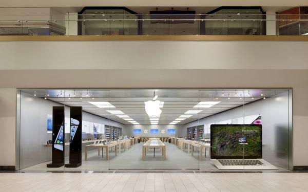 Latest California Apple store robbery caught on video