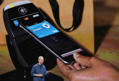 Apple's new mobile payments service to launch Monday