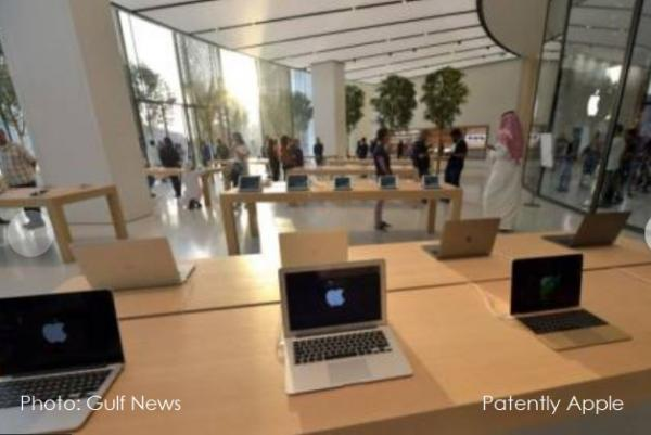 Apple's Angela Ahrendts was in Dubai Tonight giving a Special Presentation to the Press on the New Apple Store and more