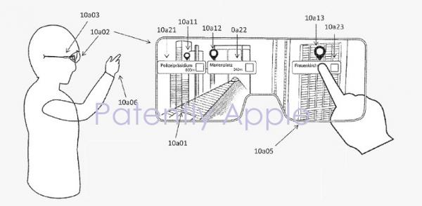 Apple Patent Reveals the Exciting Possibility of Augmented Reality Smartglasses
