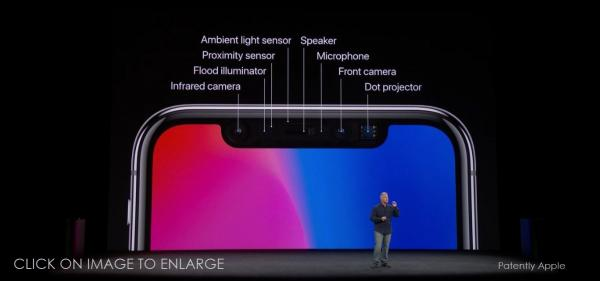 photo image Apple's iPhone X TrueDepth Camera for Face ID has Android OEMs Scrambling to copy this Feature for 2018 Smartphones