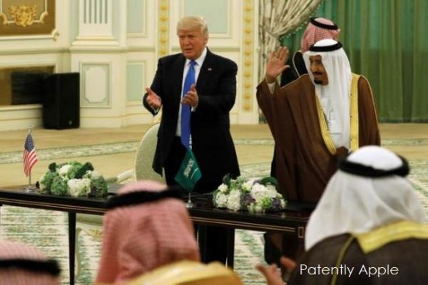 U.S. President Signs Deal with Saudi Arabia's Sovereign Wealth Fund for $93 Billion Boosting U.S. Tech Sector