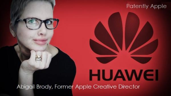 Former Apple Creative Director who left to work at Huawei is now starting her own Company called 'Abalone'
