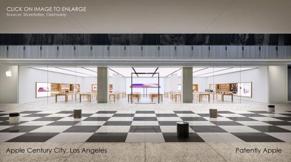 photo image November is a busy Month for Apple reopening Stores in L.A., Burlingame and Burlington