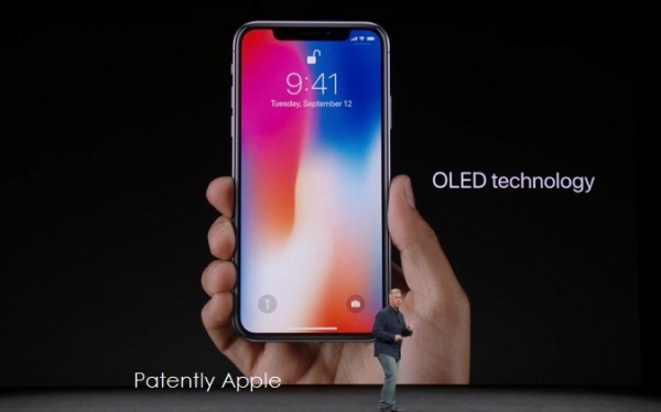Apple's iPhone X is the Instant Scapegoat for Samsung's Failure to Win OLED Orders from Chinese Vendors