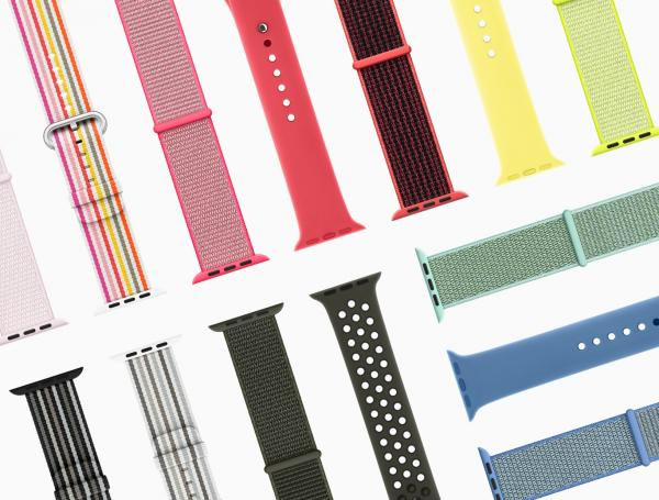 Apple introduces new Spring Collection of Apple Watch Bands that will start Shipping to 11 Countries later this Month