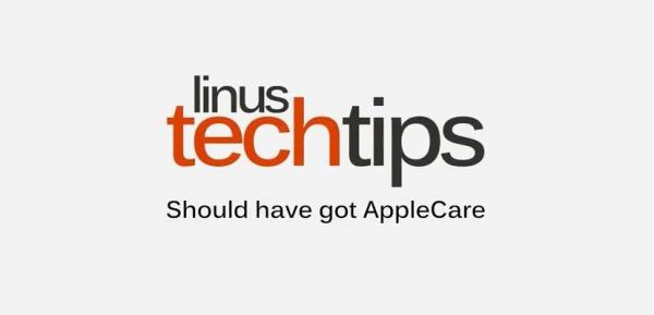 Black Eye for Apple? Canada's Popular host of Linus Tech Tips posts his latest Video titled