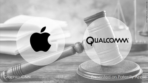 Non-Binding Recommendations from Third-Party ITC Lawyers have Found Apple to have Infringed one Qualcomm Patent