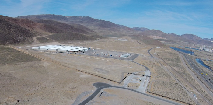 Inside iCloud: Apple Inc has quietly doubled its Reno, Nevada data center site