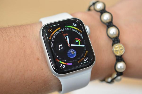 photo image Apple Watch Series 4 hands-on: Sparking envy in current Apple Watch owners