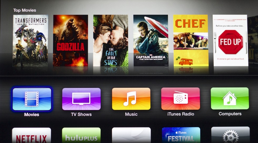 iOS 8 and the Apple TV: Flattening the…