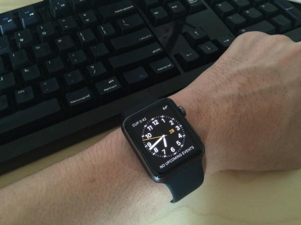 Twelve thoughts on Apple Watch