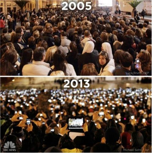 photo image How Apple Has Changed The World In Just 7 Years [Picture = 1,000 Words]
