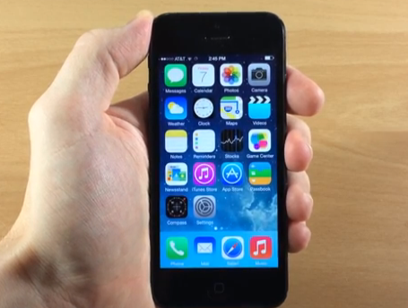 Video Walkthrough iOS 7.1 Visual Tweaks…