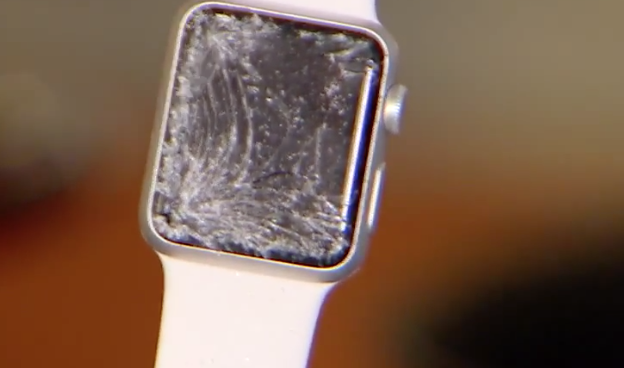 Apple Watch Sport Destroyed in Torture Test Video