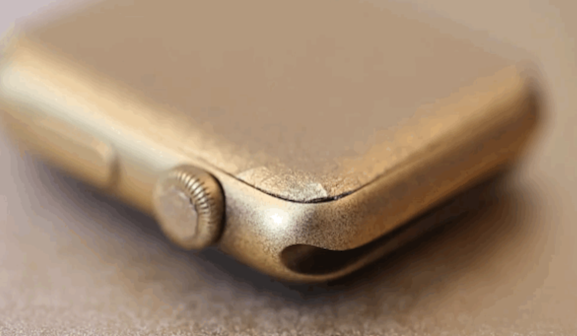 How to turn your $399 Apple Watch gold