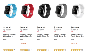 Target Offers $100 Off Apple Watch And More