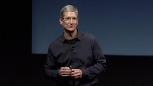 Cook: US-built Mac will be…