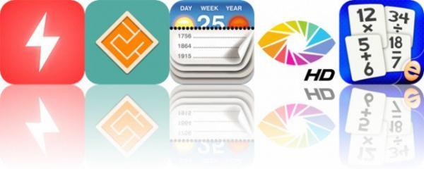 photo image Today's Apps Gone Free: Wake N Shake, Minimal Maze, Calendarium and More