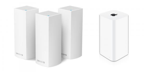 photo image Apple now selling mesh Wi-Fi system as AirPort line remains unchanged