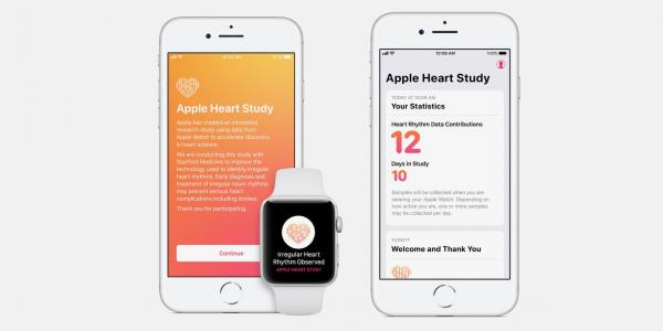 photo image Apple releases iOS app updates for Heart Study & Beddit Sleep Monitor