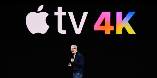 photo image TV columnist speculates Apple is plotting a major media industry acquisition